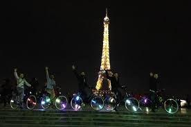 paris by night city of lights bike tour
