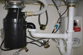 Plumbing Under Kitchen Sink Kitchen Idea - Kitchen sinks drains