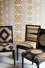 Patterned Dining Chairs Awesome Dining Room Chair Fabric Pictures Liltigertoo