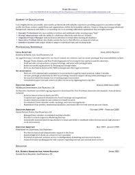 Resume Objective Statement For Sales Field Service Technician Sample Resume Finance Associate Sample