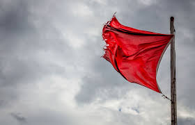 Beach Red Flag Do You Know Your Mortgage Fraud Red Flags