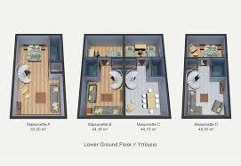 Maisonette Floor Plan Attica Executive 3d Floor Plans