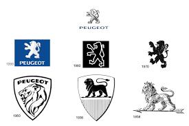 peugeot logo histoire le u003e histoire du logo peugeot