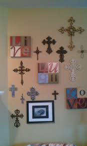 26 best wall of crosses images on pinterest cross walls wall