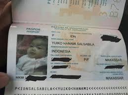 buat paspor online bayi mengurus paspor bayi di kantor imigrasi makassar diary ainun