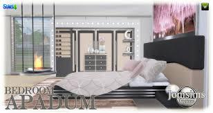 mod鑞e dressing chambre chambre adulte sims 4