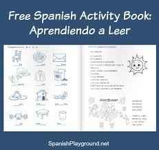 spanish worksheets archives spanish playground