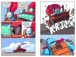 blokkan robot stories rohan fraser u2014 kickstarter