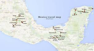 Teotihuacan Mexico Map by Mexico Tales Of Tacos And Tequila Final Transit