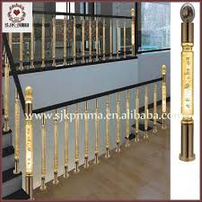stair railing design modern acrylic railing stairs staircase glass