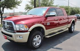 dodge 2012 ram 2500 pre owned 2012 ram 2500 laramie longhorn limited edition truck in