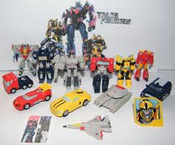 transformers party transformers party favors set of 14 with 12 figures vehicles
