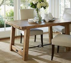 Pottery Barn Dining Room Tables 7 Best Benchwright Extending Dining Table Pottery Barn Images On