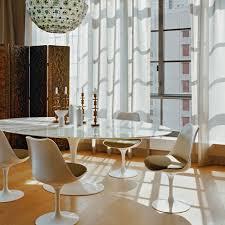 dining room splendid knoll saarinen 96 inch oval dining table