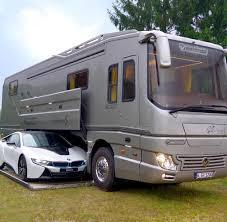 caravan dieses luxus mobil wird vom vw bulli gezogen welt