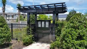 arbors pergolas and trellises barfield fence and fabrication