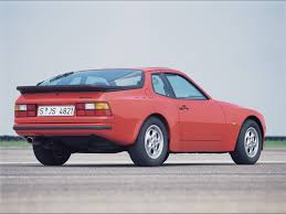 porsche old models 1982 red porsche 944 jpg