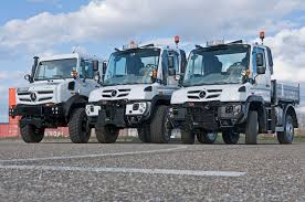 2014 mercedes lineup 2013 vs 2014 mercedes unimog styling showdown truck trend