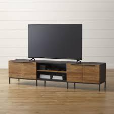 Cb2 Credenza Furniture Tv Media Consoles Credenza Tv Console Crate And