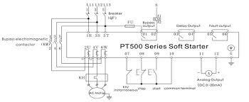 pt500 series soft starter soft starter shen zhen powtech co