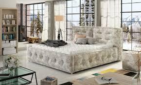 Schlafzimmer Bett 160x200 Schlafzimmerbett Eleadoppelbett 160x200 Auch In 140x200 Cm Und