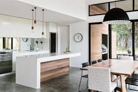 Open Plan Kitchen Flooring Ideas Perfection Kitchen And Dining All Open Plan Perfect Polished