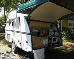 Travel Bunk Beds Kitchen Outstanding Travel Trailers With Outdoor Kitchens Travel