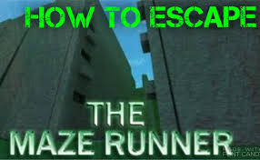 roblox how to escape the maze runner july 2016 girlgamer192