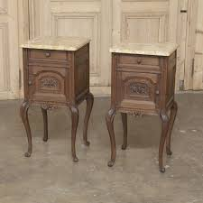 nightstand attractive stylish french style nightstands lovely