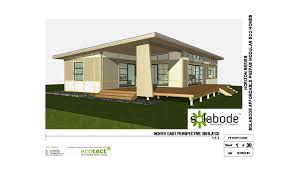 Eco House Designs And Floor Plans by Solabode Affordable Prefab Modular Eco Homes A U0027first World