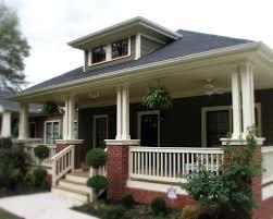 brick column supports future house exterior pinterest