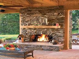 patio ideas backyard outdoor fireplace plans interesting outdoor