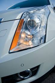 cadillac srx headlights 2010 cadillac srx awd premium review test drive