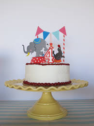 circus cake toppers me oh my couture a circus party