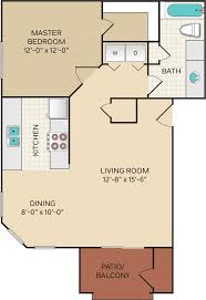 Floor Plans With Pool In The Middle by Albuquerque Apartments Presidio At Northeast Heights