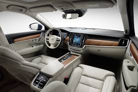 volvo official site volvo v90 2016 revealed the s90 u0027s estate mate is here by car