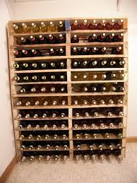 Diy Wood Wine Rack Plans by Diy Pallet Wine Rack I Am Building This Asap But I Am