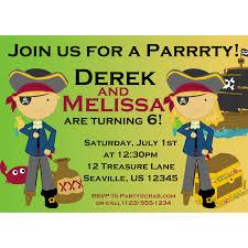 arrangement pirate themed birthday party invitations birthday