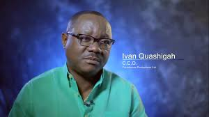 ivan quashigah is a legend in the movie industry