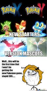 Pokemon Game Memes - rmx new 3ds pokemon game by gnrtwins1253 meme center