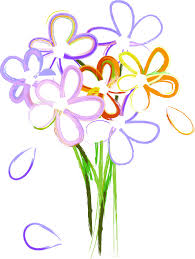 spring flowers clipart clipart library free clipart images