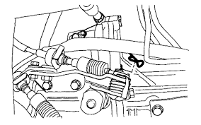 hyundai accent transmission problems i a hyandai accent 03 model 1 6l manual and it is stuck in