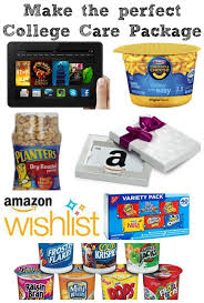 care package for college student use amazonwishlist to create a college care package
