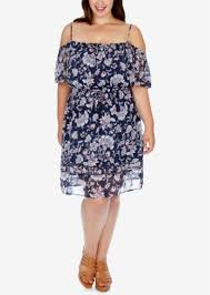 lucky brand lucky brand trendy plus size off the shoulder peasant