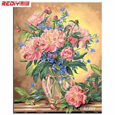 Diamond Home Decor by Popular Floral Bouquet Pictures Buy Cheap Floral Bouquet Pictures