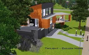 twilight cullen house twilight cullen house floor plan mts tvrdesigns home front modern