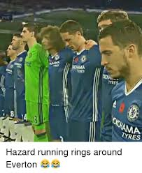 Funny Everton Memes - mes tyres hazard running rings around everton everton meme on
