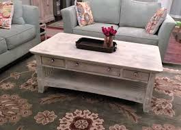 chalk paint coffee table shabby chic coffee table hometalk