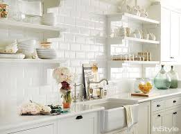 Kitchen Open Shelves Ideas 31 Best Kitchen Open Shelving Ideas Images On Pinterest Kitchen