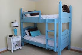 Maine Cottage Furniture by Ana White Bunk Beds With A Maine Cottage Twist Diy Projects